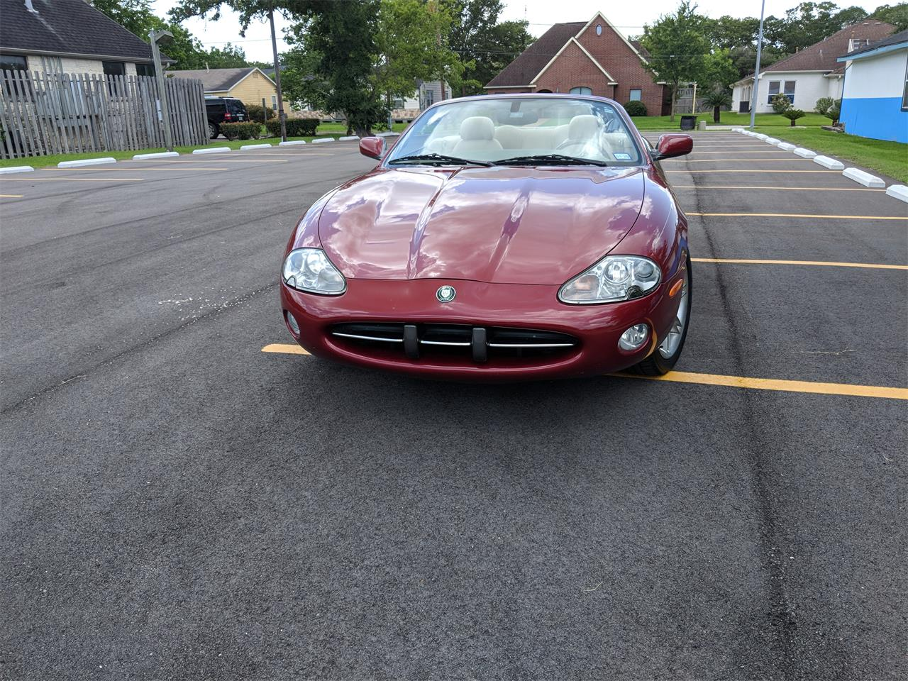 Large Picture of '01 XK8 - QNM5