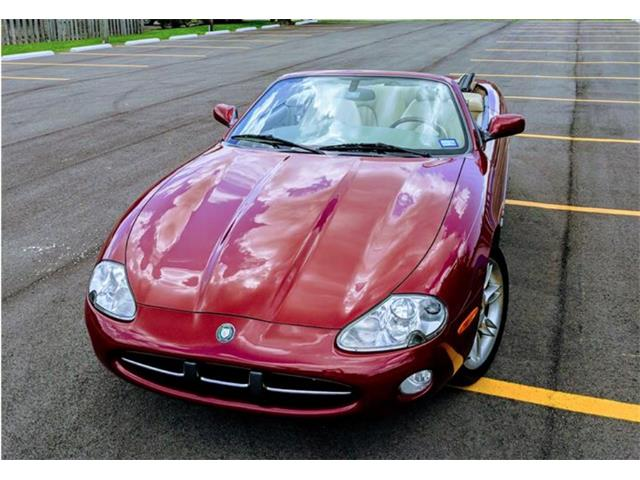 Picture of '01 XK8 - QNM5