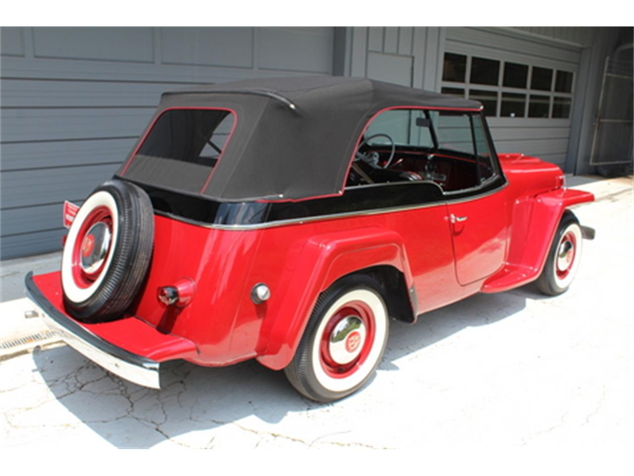 Large Picture of '50 Jeepster - QNM9