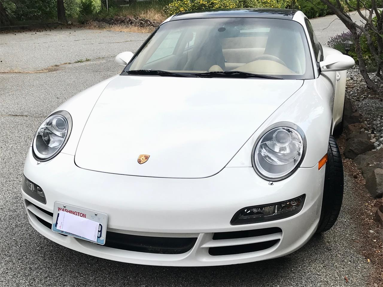 Large Picture of 2007 Porsche 911 located in Washington - $44,475.00 - QNME