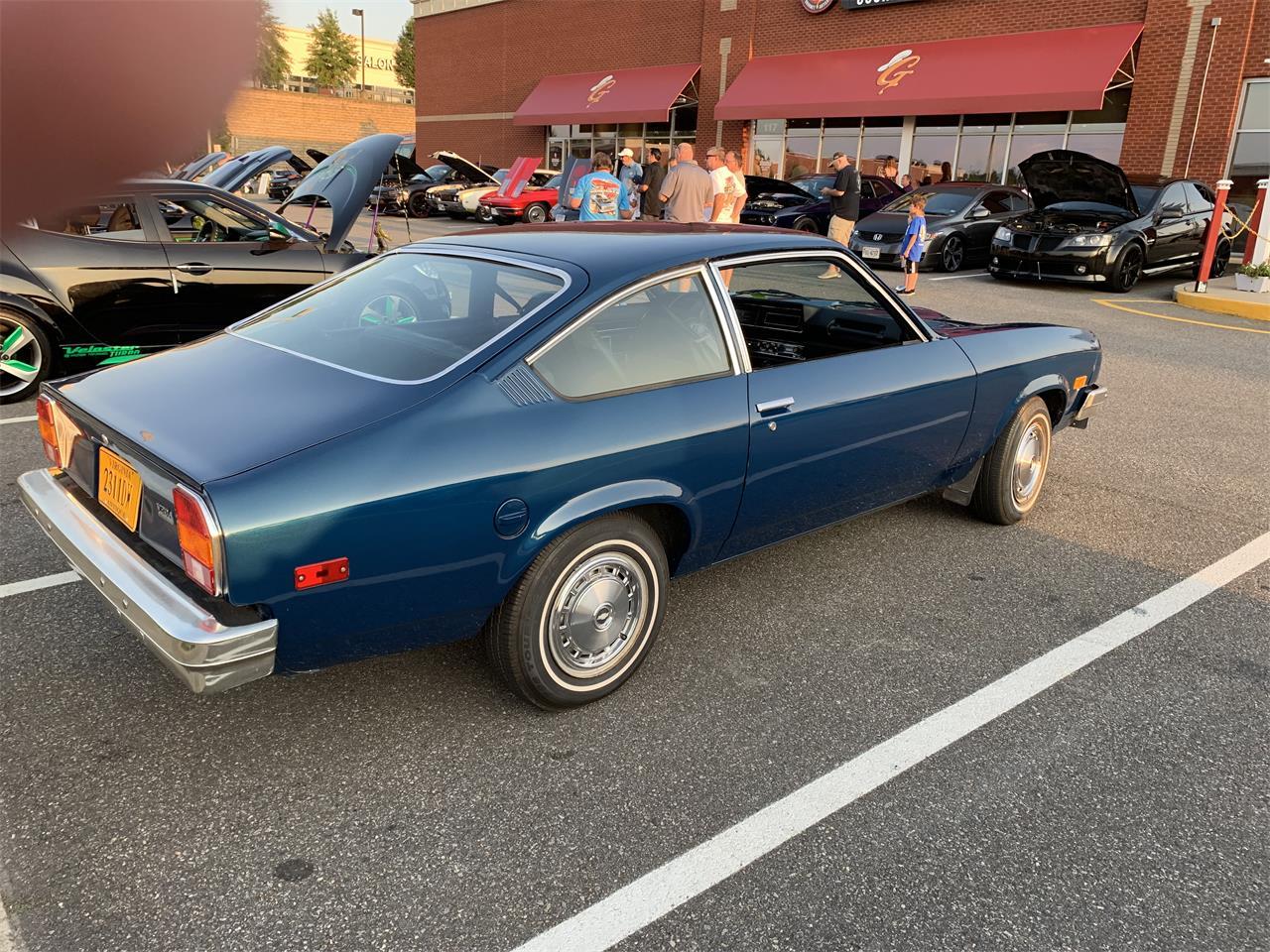 Large Picture of '76 Vega - QNMM