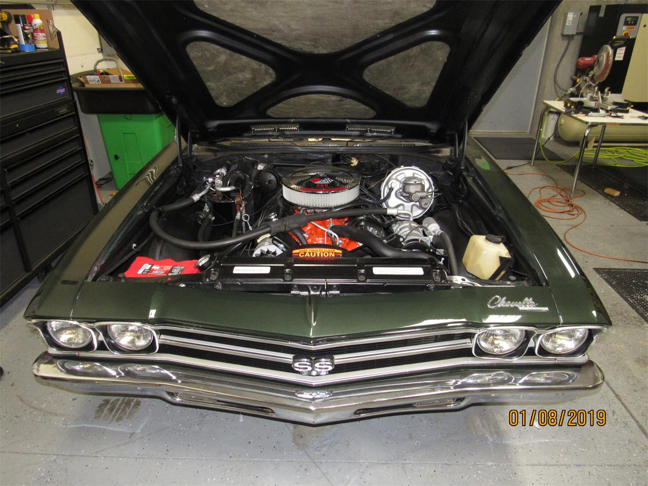Large Picture of '69 Chevelle Malibu SS - QNMN