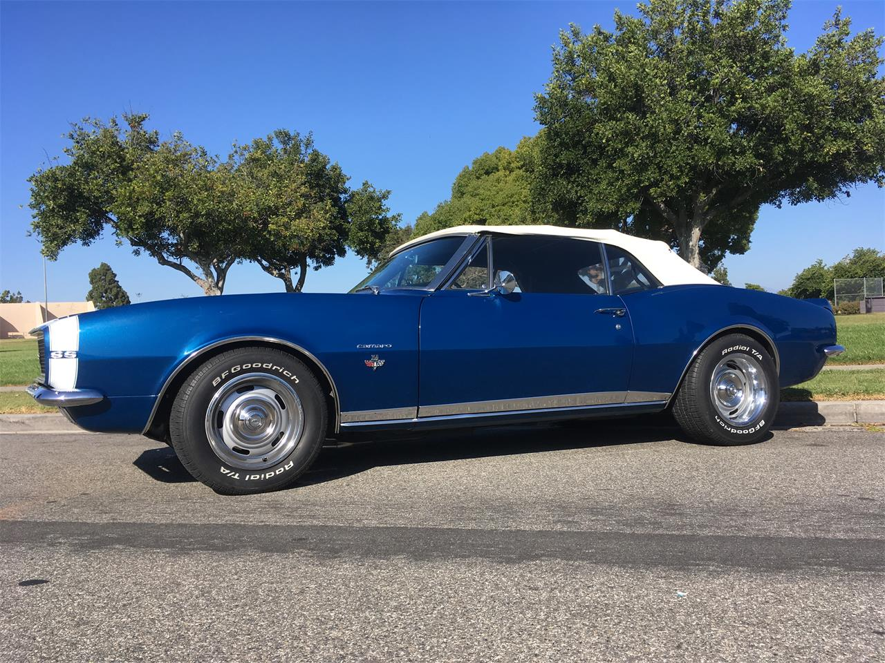 Large Picture of '67 Camaro - QL2O