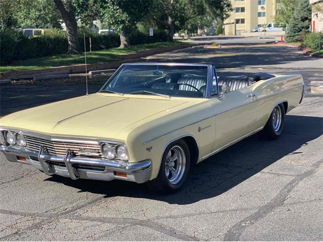 Picture of '66 Chevrolet Impala - $27,500.00 Offered by a Private Seller - QL2P
