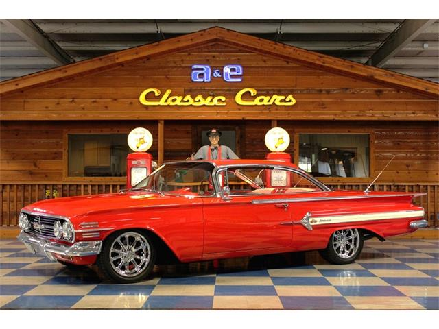 Picture of Classic '60 Impala located in New Braunfels  Texas Offered by  - QNN7