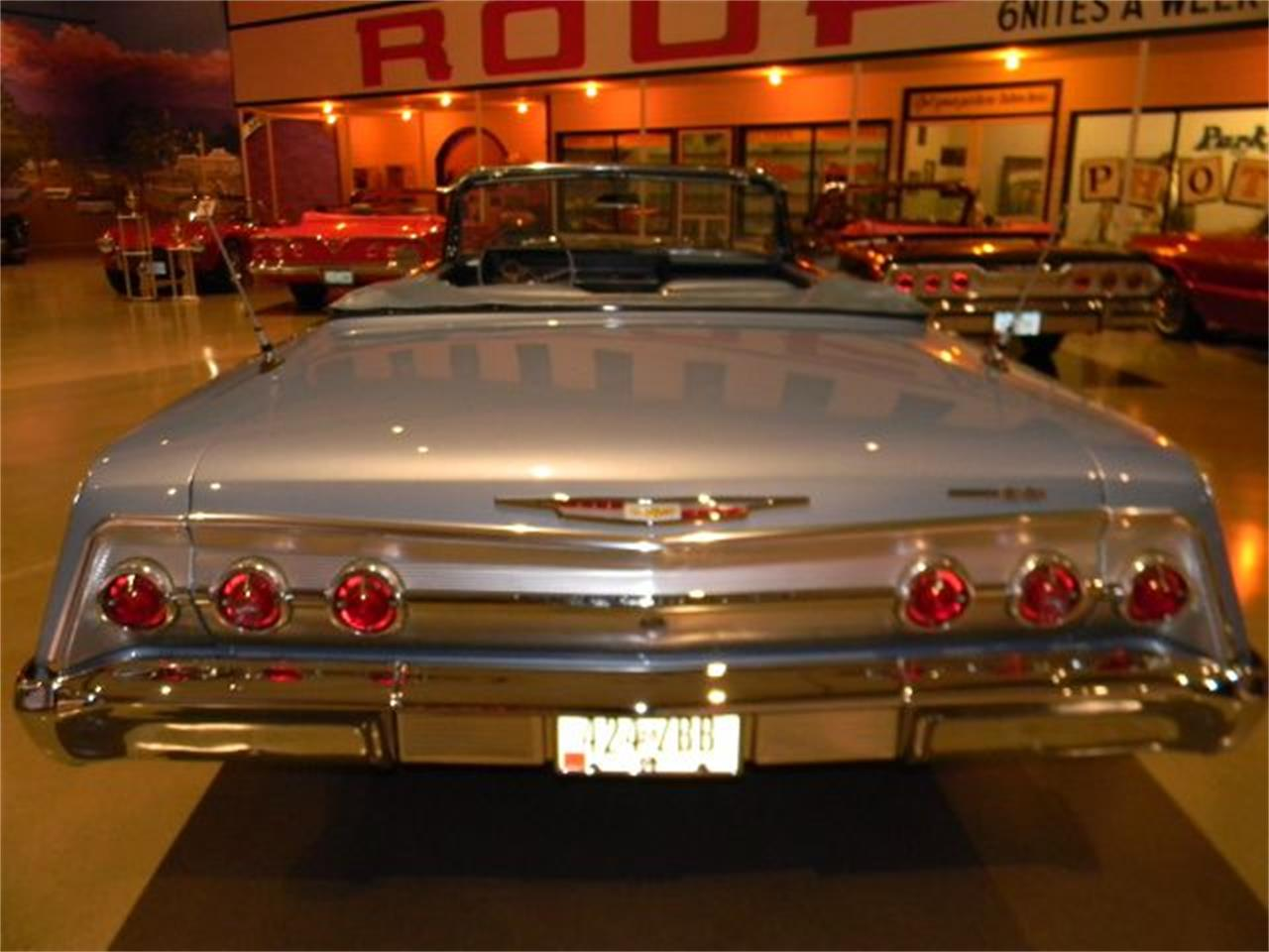 Large Picture of '62 Impala - QKTH