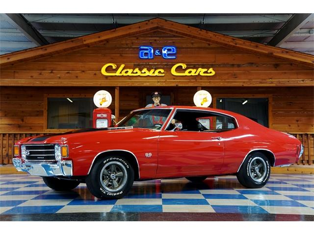 Picture of '72 Chevelle - QNNF