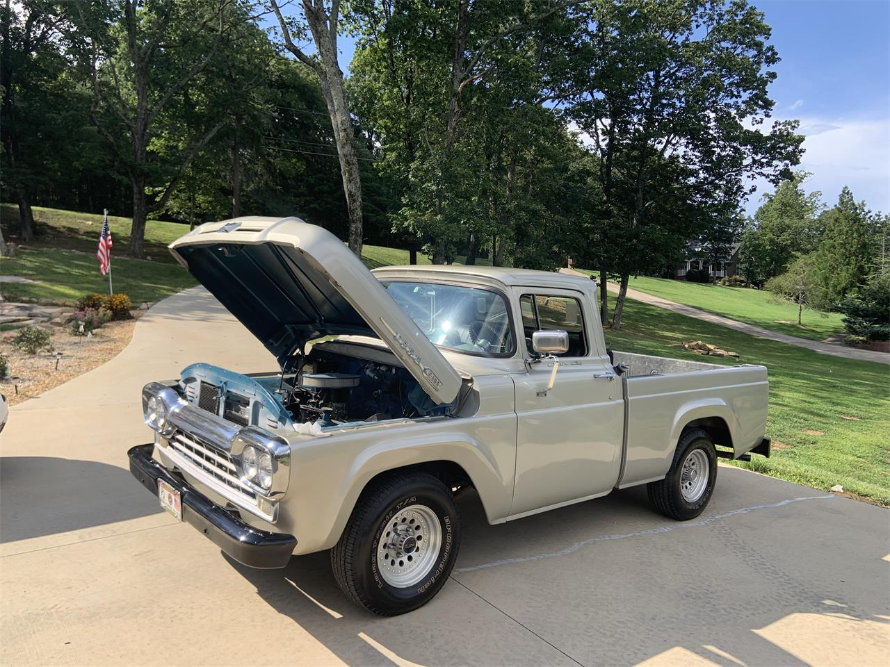 Large Picture of '60 F100 - QNNH