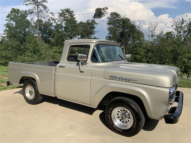 Picture of '60 F100 - QNNH