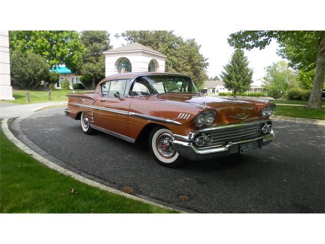 Picture of '58 Impala located in Richland Washington - QL2T