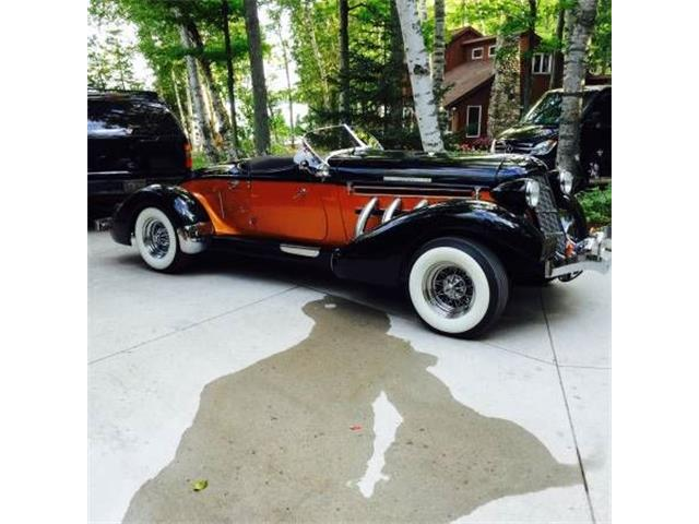 Picture of 1979 Auburn Speedster located in Michigan Offered by  - QNOC