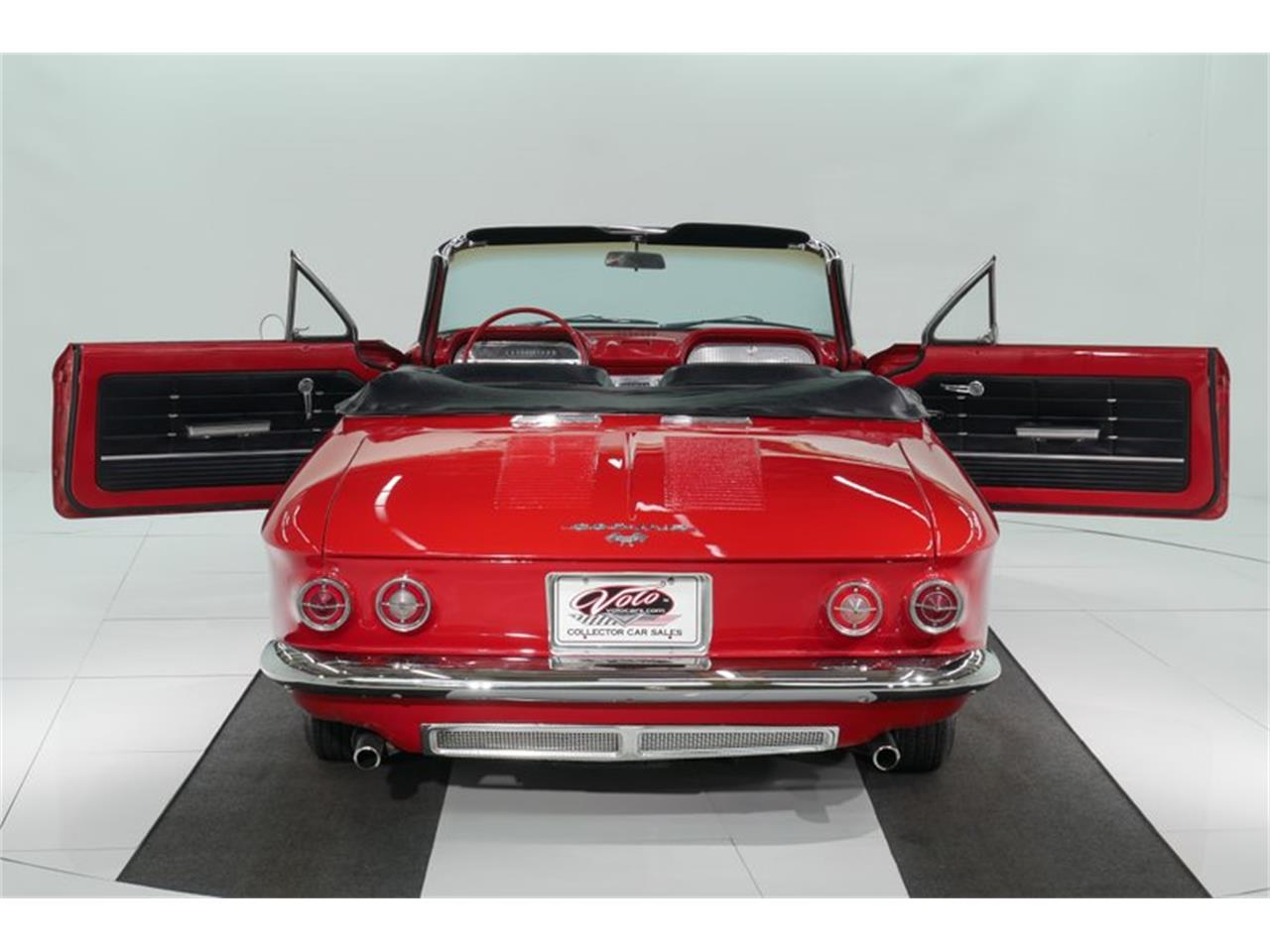 Large Picture of 1963 Corvair located in Volo Illinois - $13,998.00 Offered by Volo Auto Museum - QNOF
