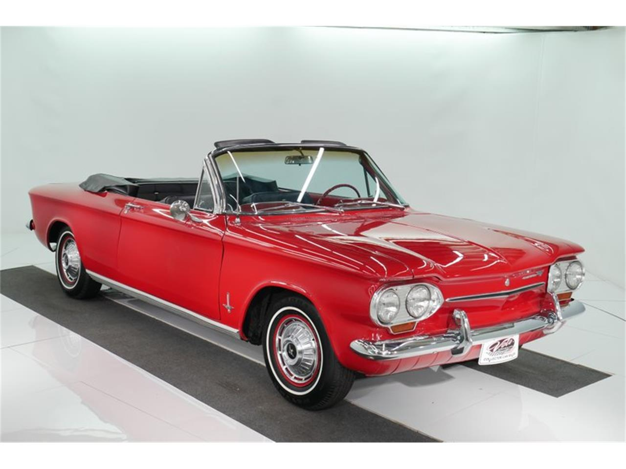 Large Picture of Classic 1963 Chevrolet Corvair - QNOF