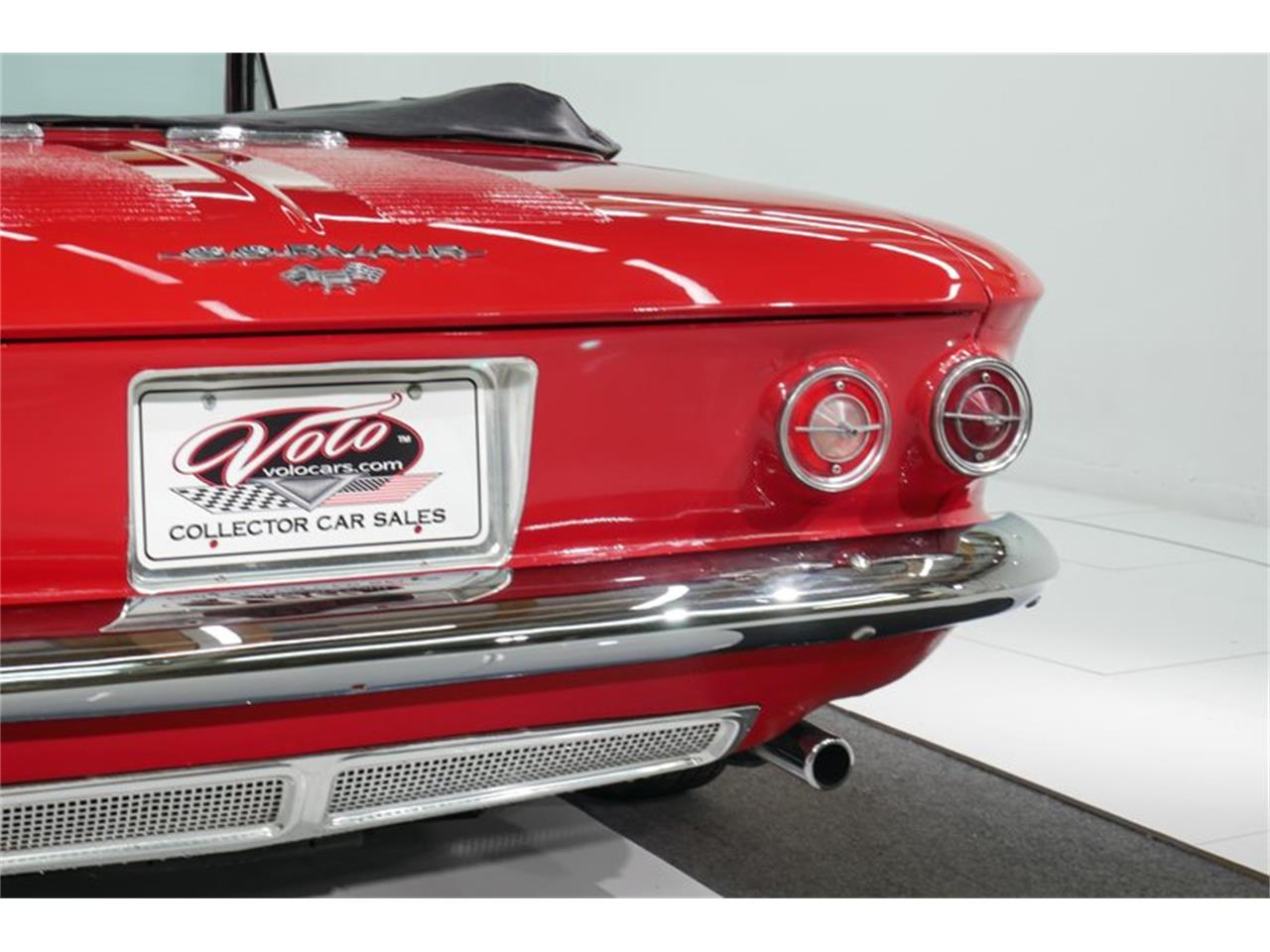 Large Picture of '63 Corvair - $13,998.00 - QNOF