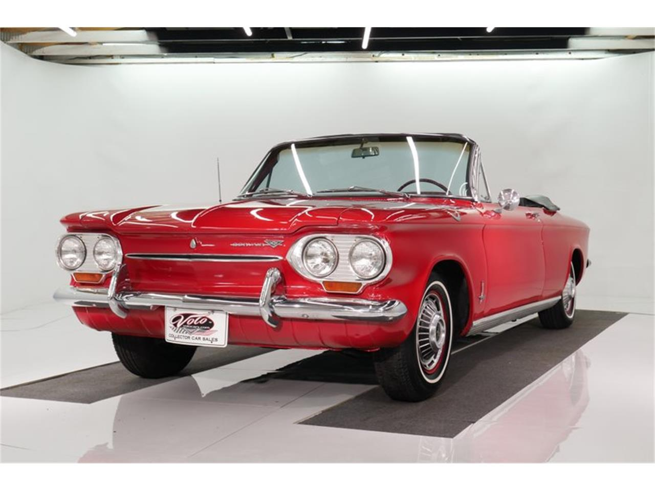 Large Picture of Classic '63 Corvair located in Illinois - $13,998.00 - QNOF