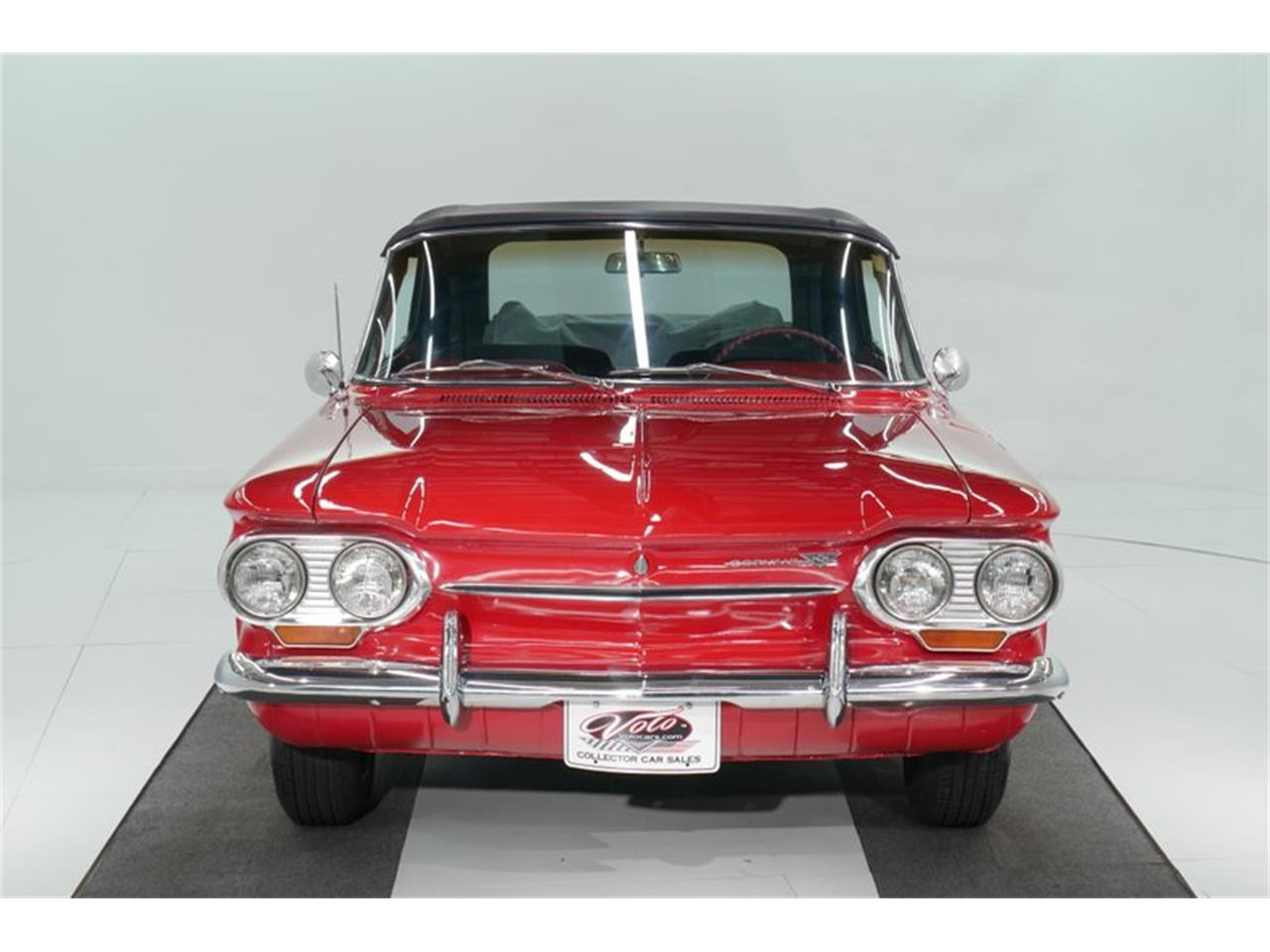 Large Picture of Classic 1963 Corvair - $13,998.00 Offered by Volo Auto Museum - QNOF