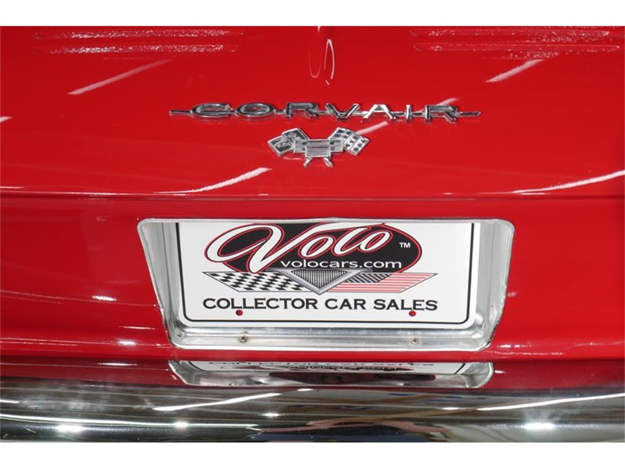 Large Picture of Classic 1963 Chevrolet Corvair - $13,998.00 - QNOF