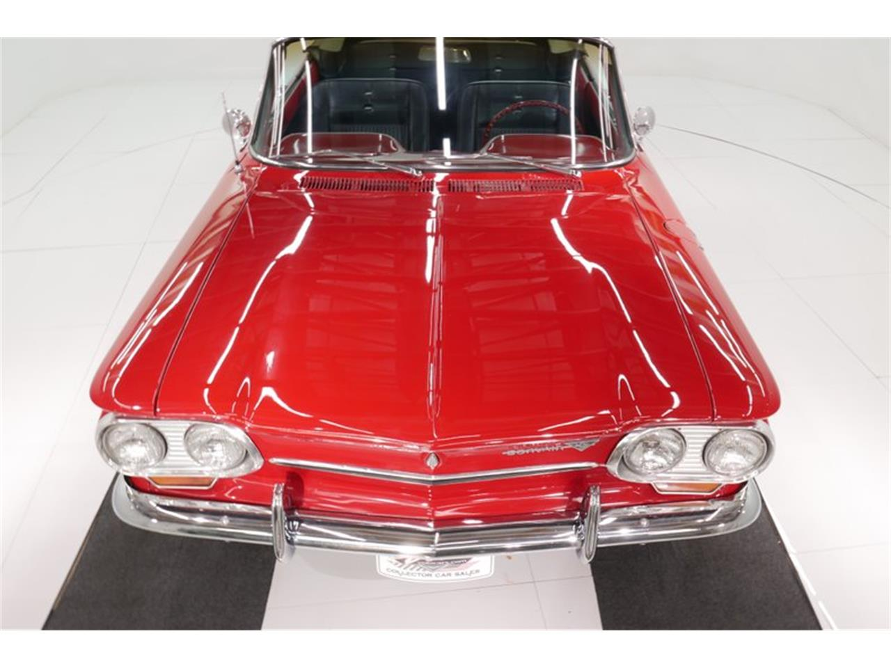 Large Picture of Classic '63 Chevrolet Corvair located in Volo Illinois Offered by Volo Auto Museum - QNOF