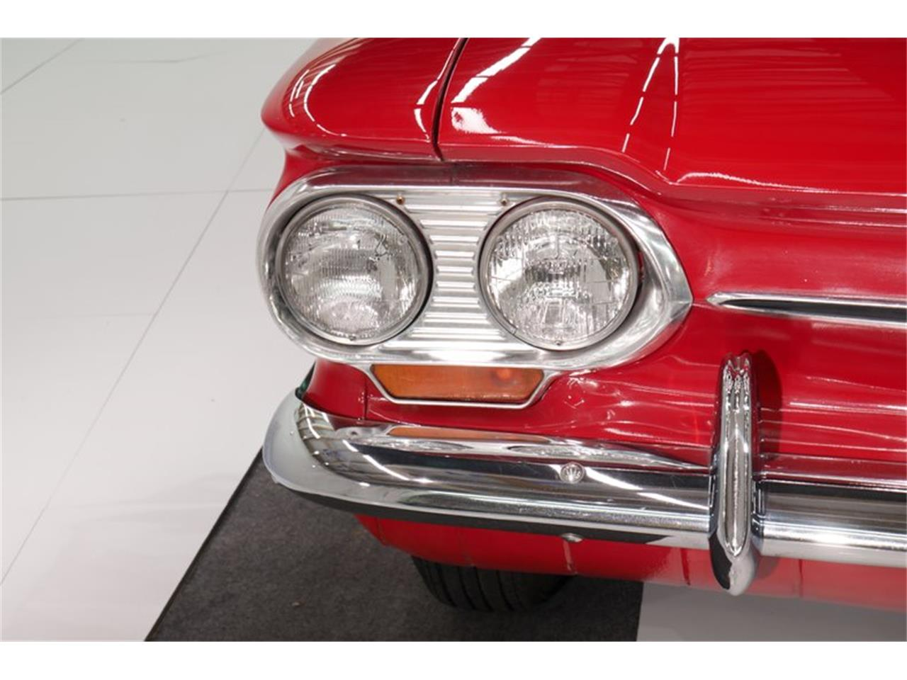 Large Picture of '63 Corvair located in Volo Illinois Offered by Volo Auto Museum - QNOF