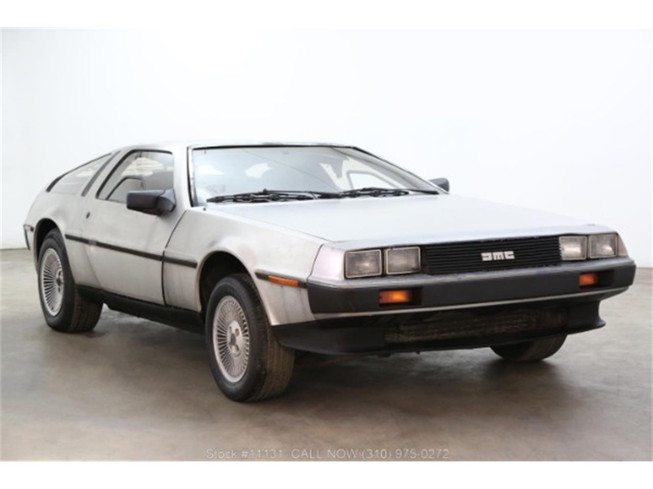 Large Picture of '81 DeLorean DMC-12 located in California Offered by Beverly Hills Car Club - QNPP