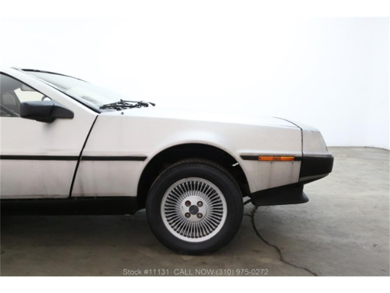 Large Picture of '81 DeLorean DMC-12 located in Beverly Hills California - $19,500.00 Offered by Beverly Hills Car Club - QNPP