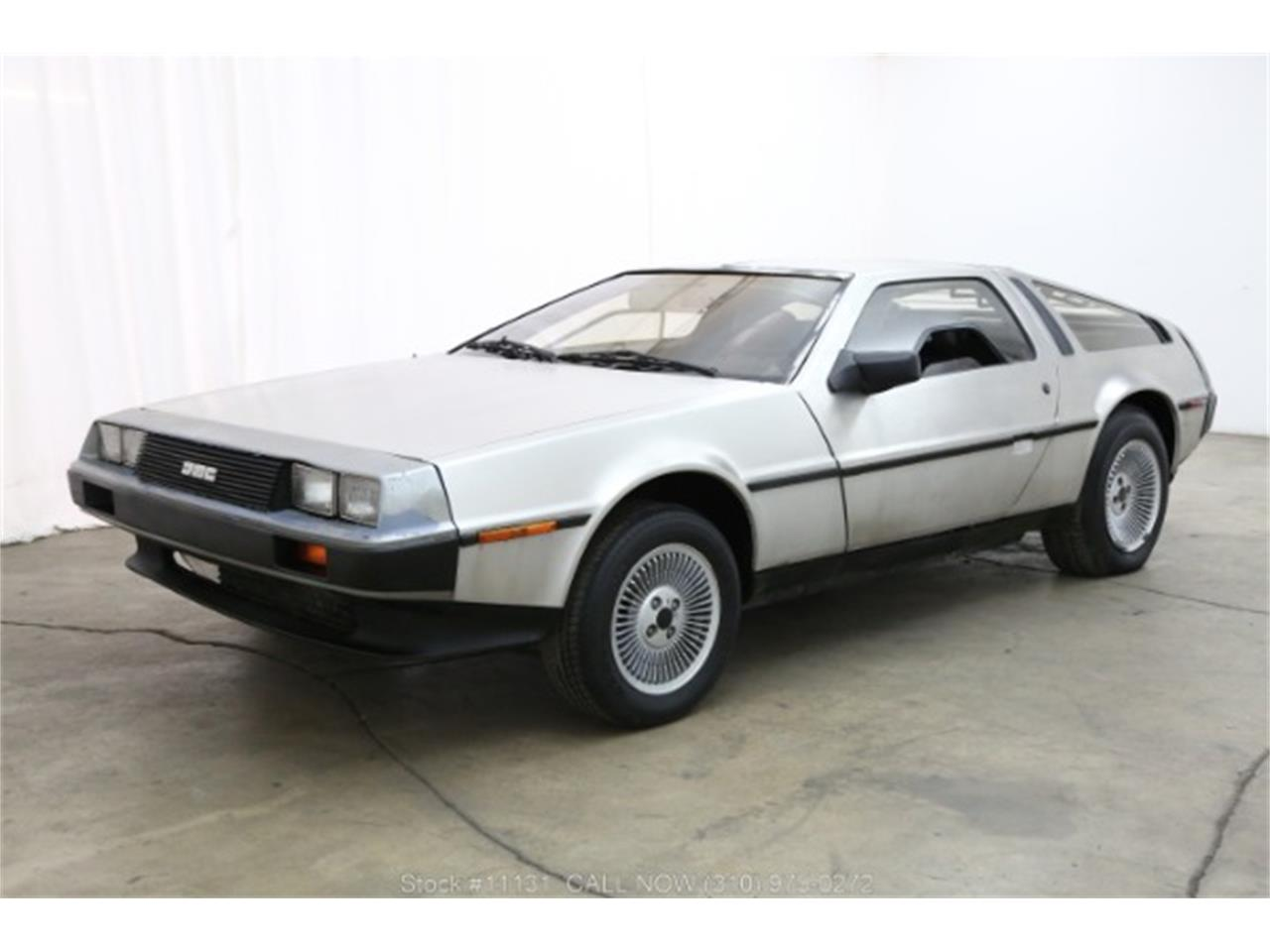 Large Picture of 1981 DeLorean DMC-12 located in California - $19,500.00 - QNPP