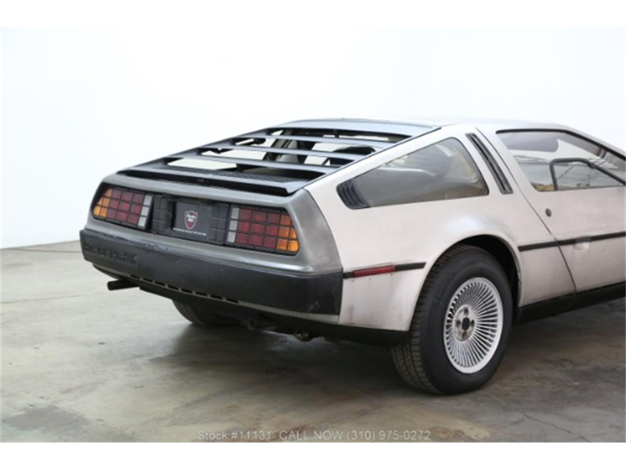Large Picture of 1981 DMC-12 Offered by Beverly Hills Car Club - QNPP