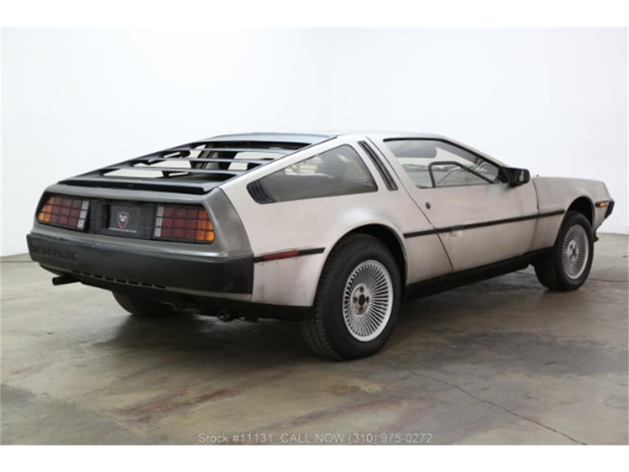 Large Picture of 1981 DMC-12 located in Beverly Hills California Offered by Beverly Hills Car Club - QNPP