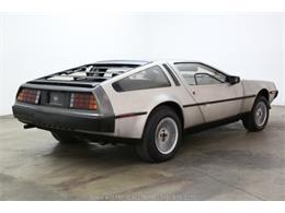 Picture of 1981 DeLorean DMC-12 located in Beverly Hills California - $19,500.00 - QNPP