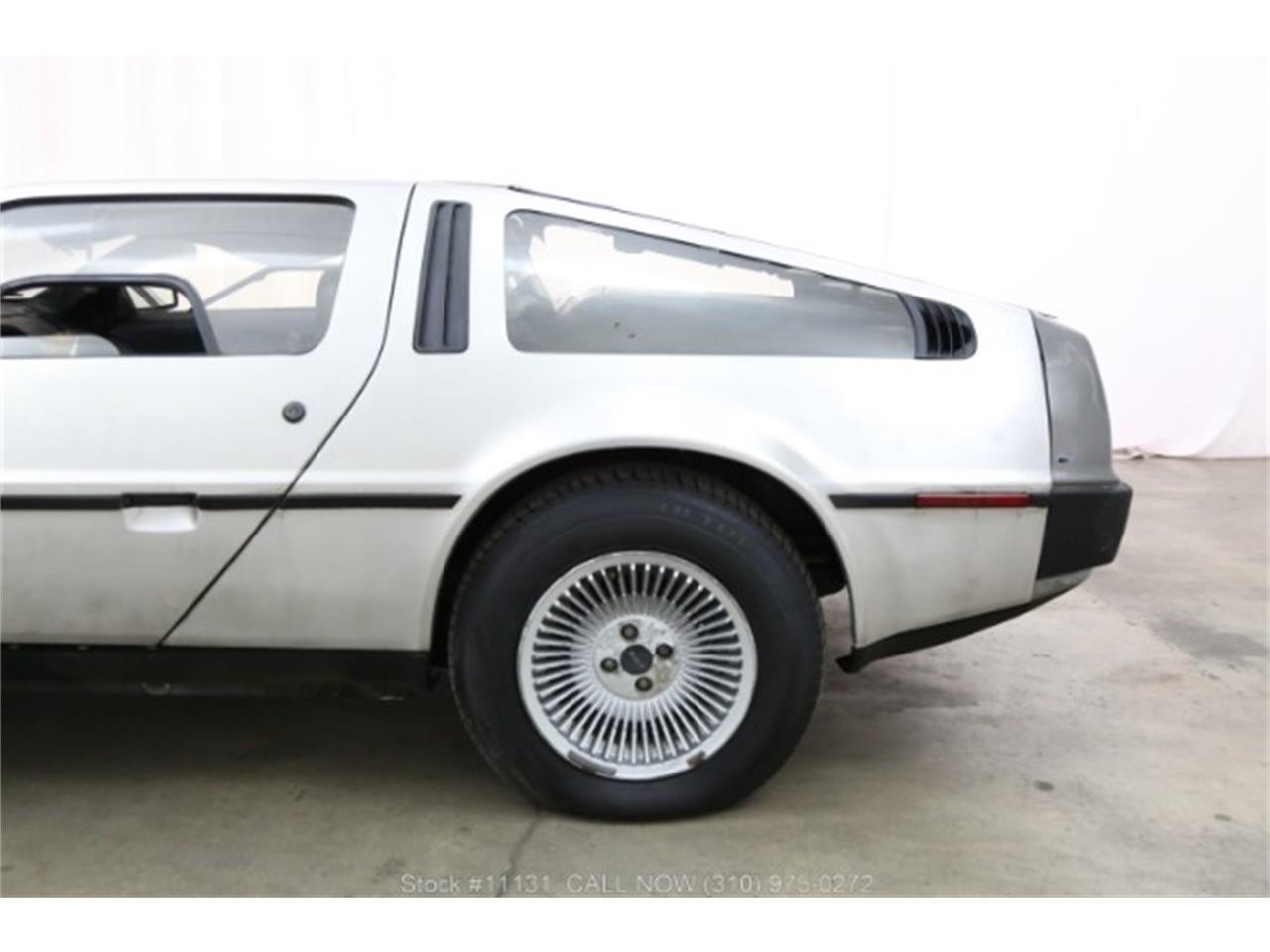 Large Picture of '81 DeLorean DMC-12 located in California - $19,500.00 - QNPP