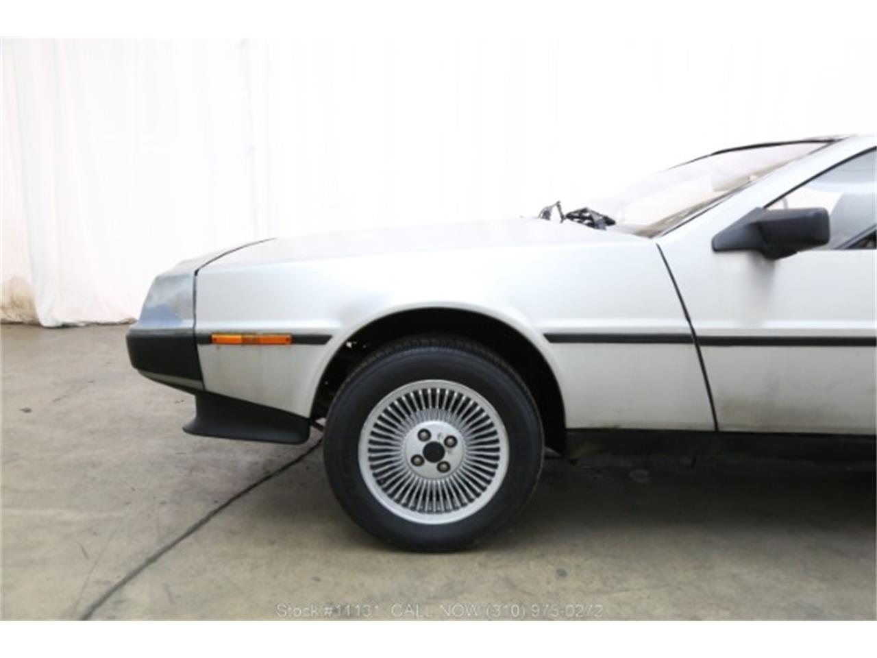 Large Picture of '81 DeLorean DMC-12 located in Beverly Hills California Offered by Beverly Hills Car Club - QNPP