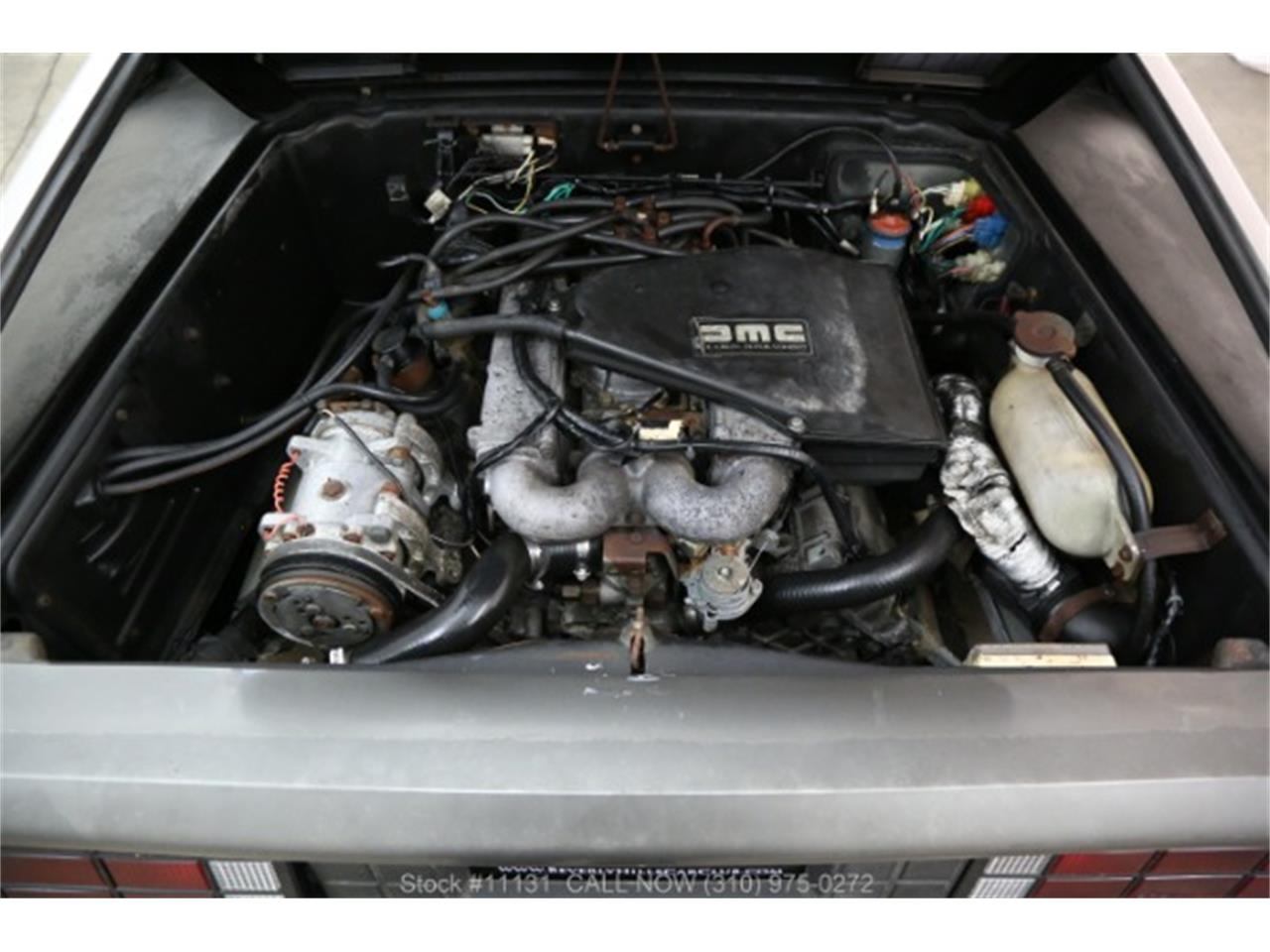 Large Picture of 1981 DeLorean DMC-12 located in Beverly Hills California - $19,500.00 Offered by Beverly Hills Car Club - QNPP