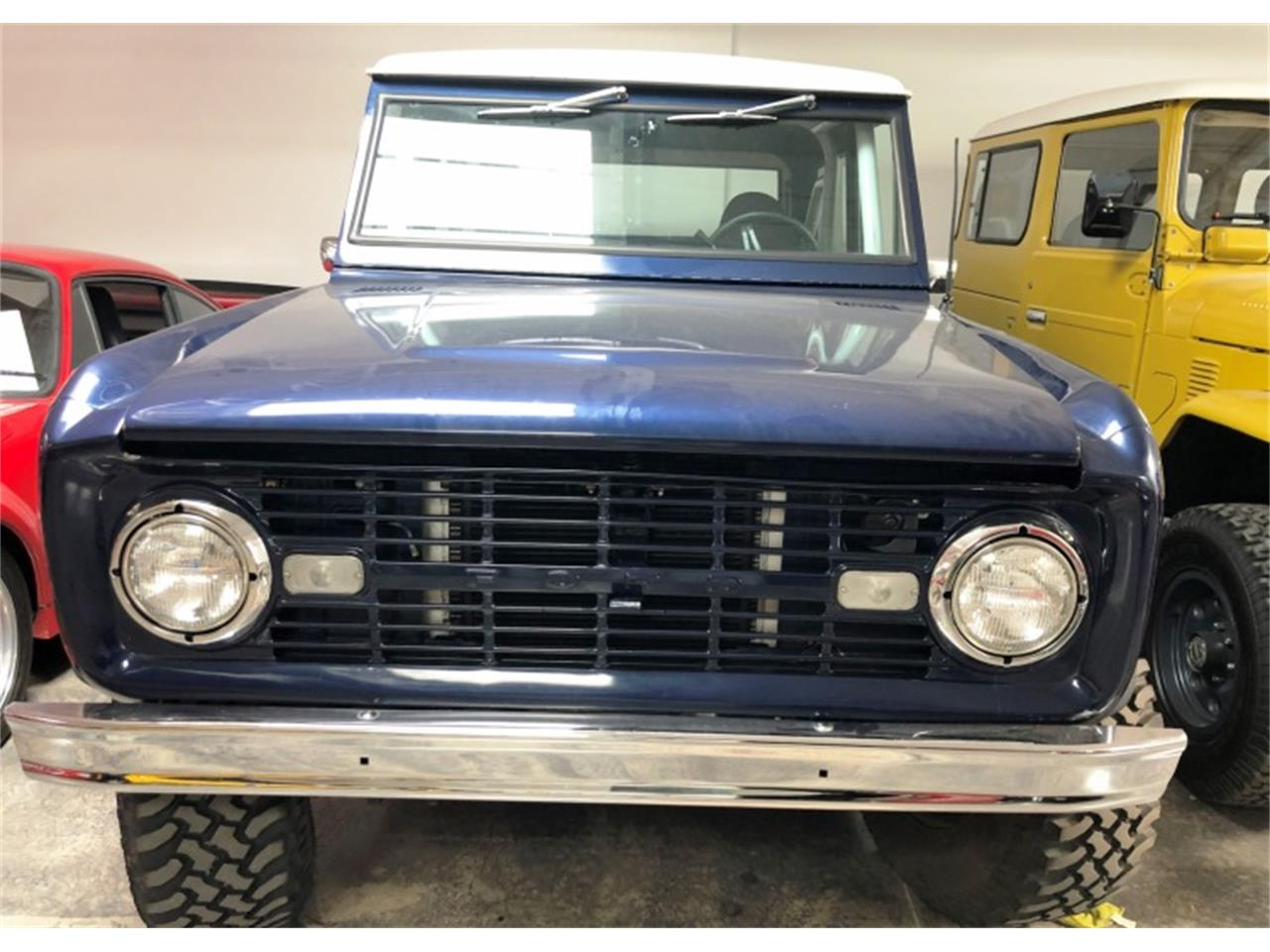 Large Picture of Classic '71 Ford Bronco Auction Vehicle - QNQD