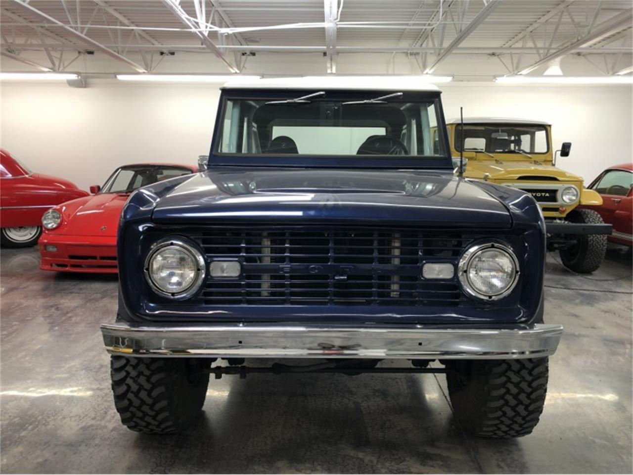 Large Picture of '71 Bronco located in Sparks Nevada Auction Vehicle - QNQD