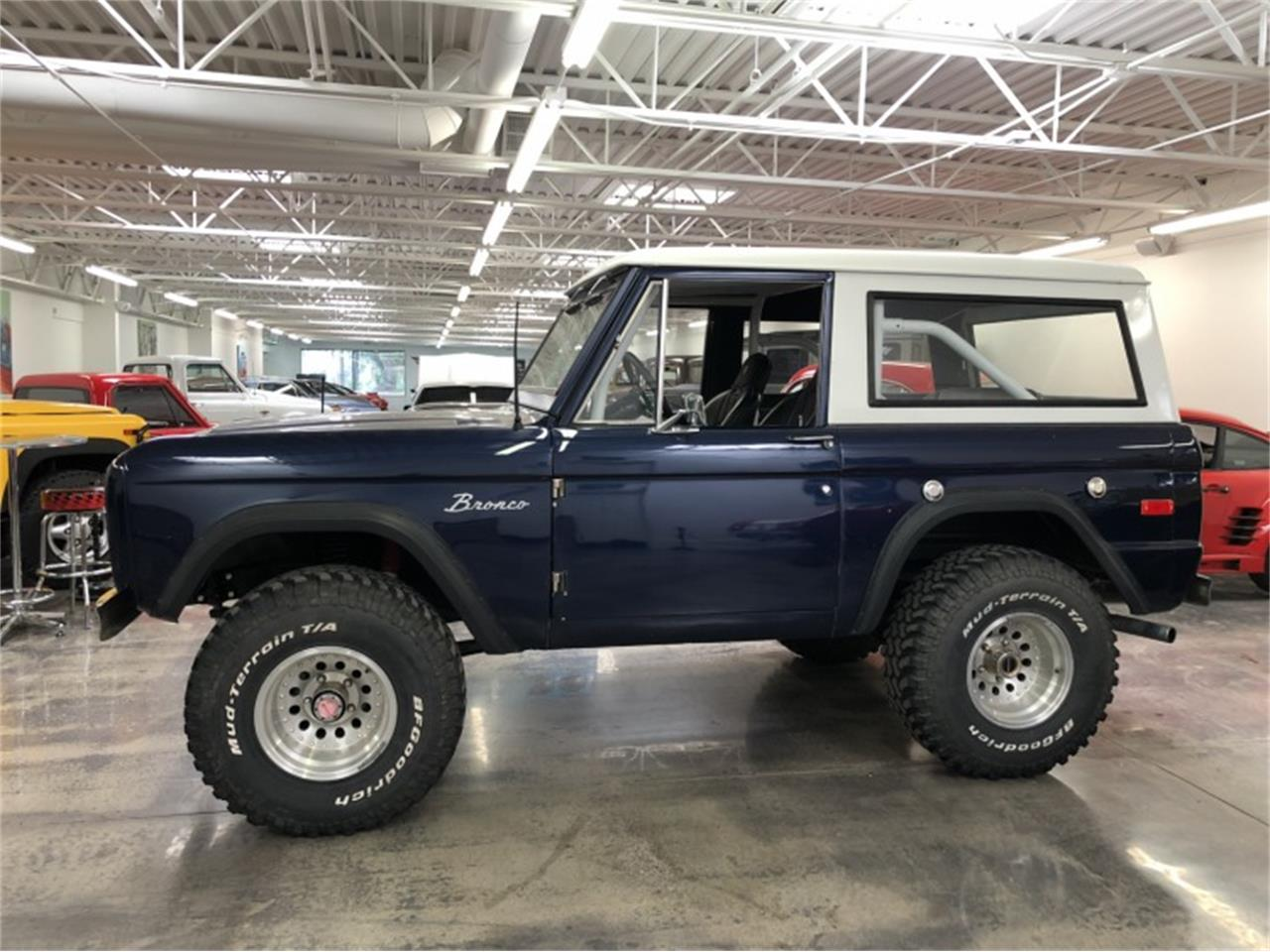 Large Picture of 1971 Bronco located in Sparks Nevada - QNQD