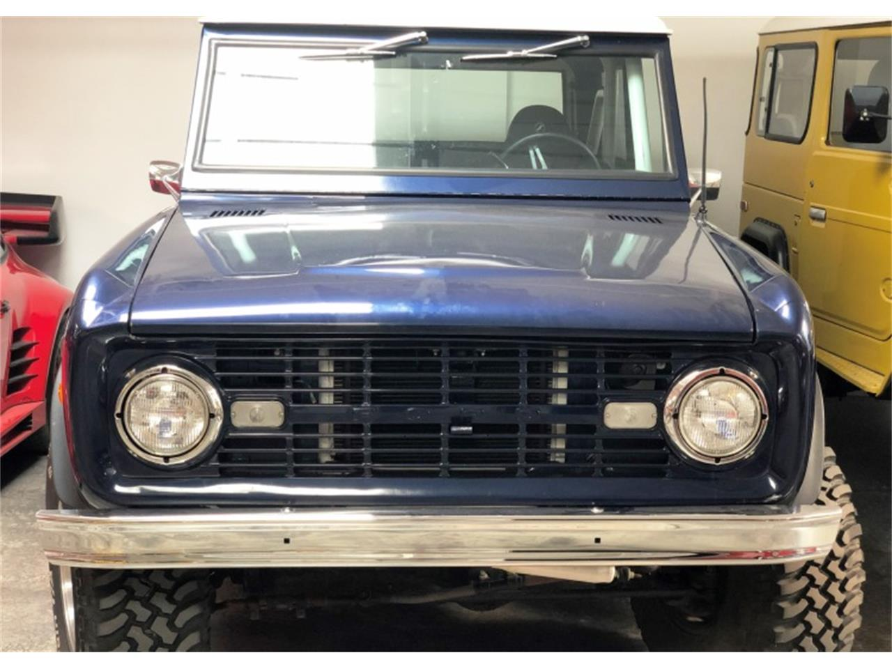 Large Picture of '71 Bronco located in Sparks Nevada Offered by Motorsport Auction Group - QNQD