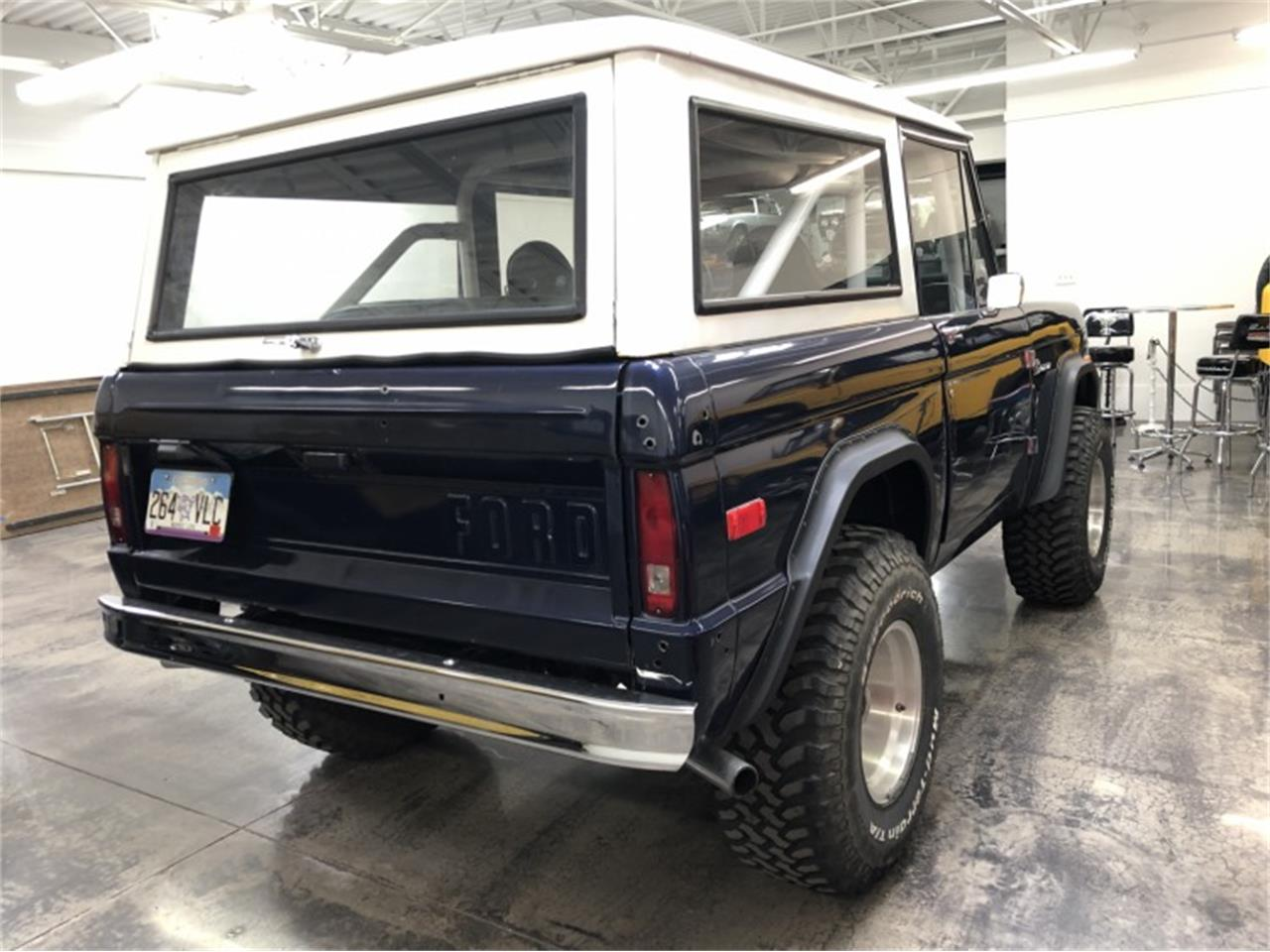 Large Picture of '71 Bronco located in Sparks Nevada Auction Vehicle Offered by Motorsport Auction Group - QNQD