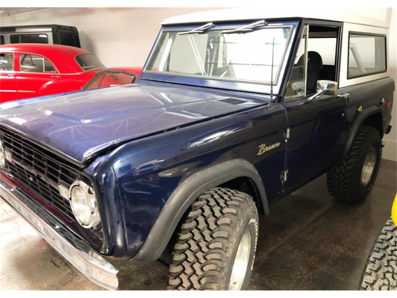 Large Picture of Classic 1971 Ford Bronco located in Sparks Nevada - QNQD
