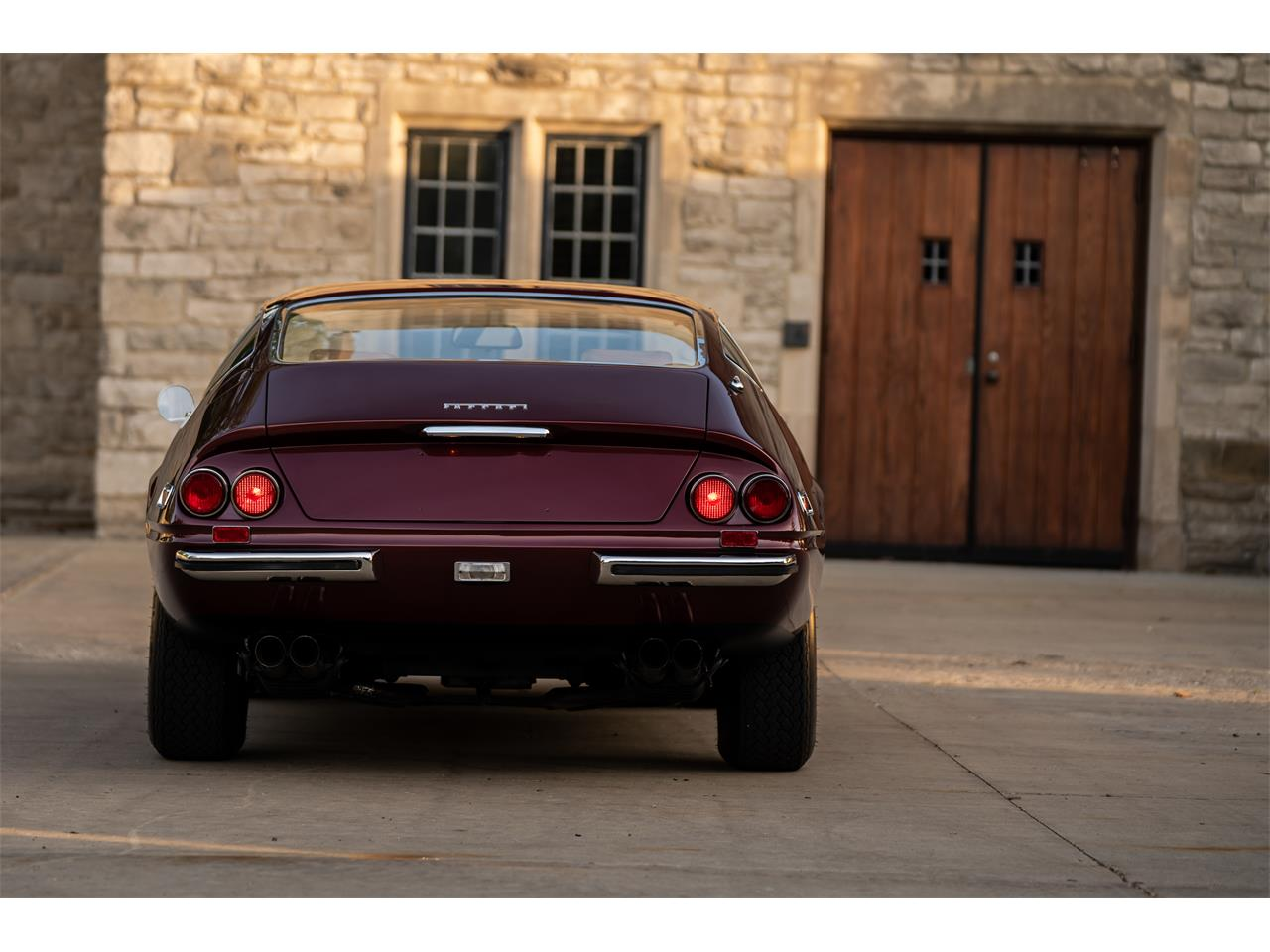 Large Picture of 1972 Ferrari 365 GTB/4 Daytona located in Michigan - $725,000.00 - QL32