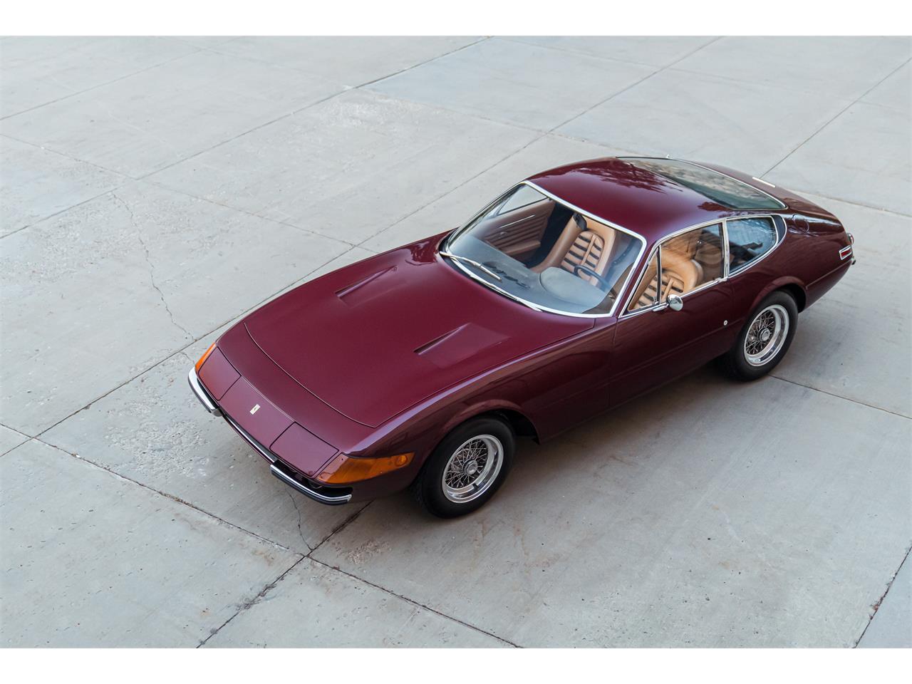 Large Picture of '72 Ferrari 365 GTB/4 Daytona located in Pontiac Michigan - $725,000.00 - QL32