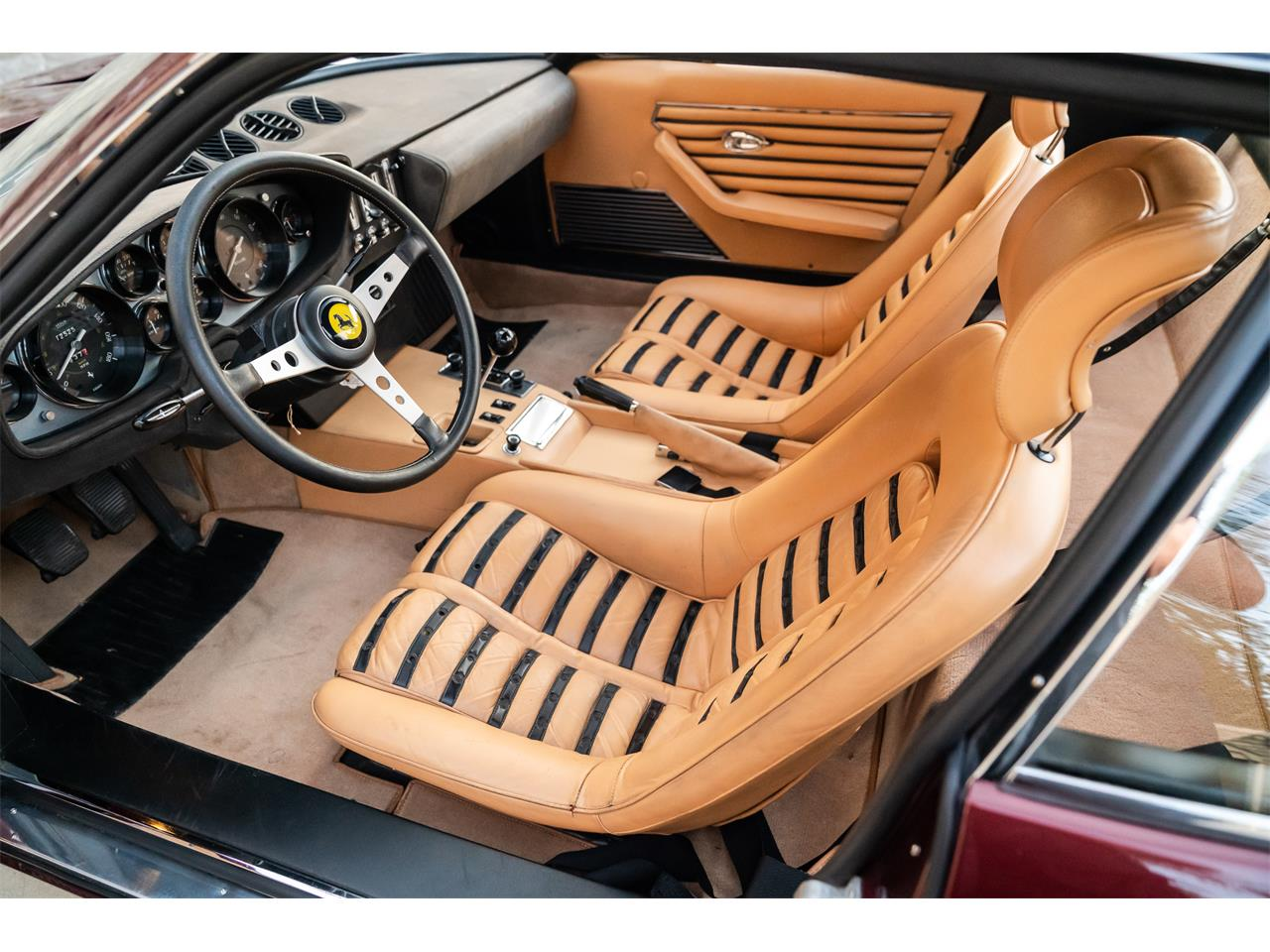 Large Picture of 1972 Ferrari 365 GTB/4 Daytona Offered by LBI Limited - QL32