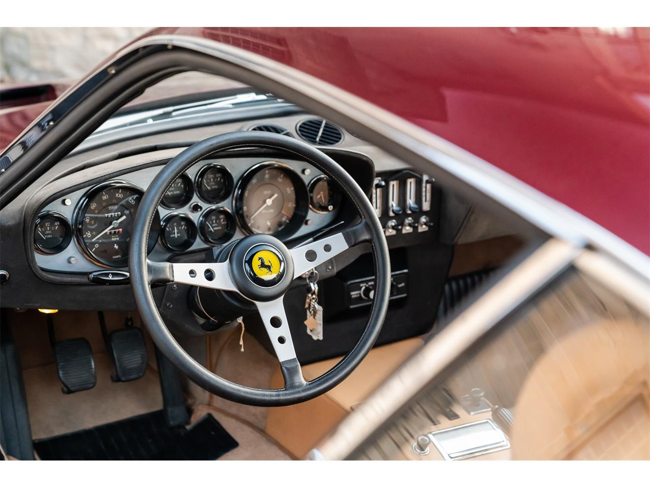 Large Picture of '72 Ferrari 365 GTB/4 Daytona - $725,000.00 Offered by LBI Limited - QL32