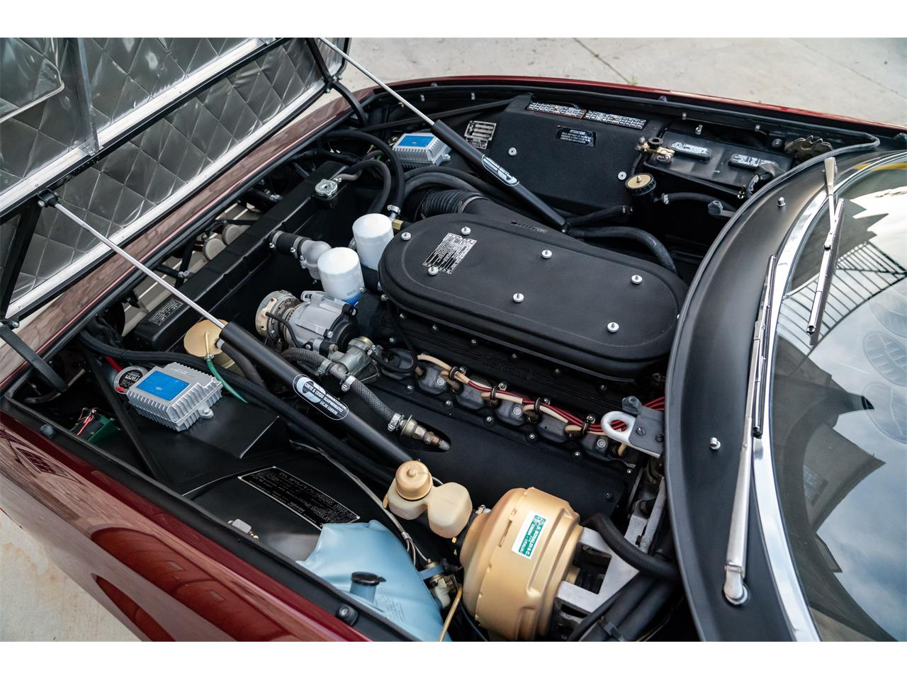 Large Picture of '72 Ferrari 365 GTB/4 Daytona located in Michigan - $725,000.00 Offered by LBI Limited - QL32