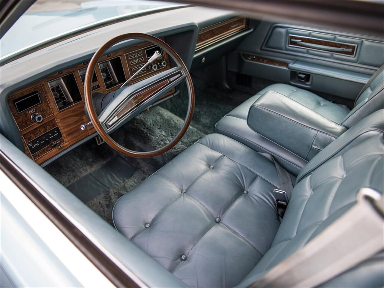 Large Picture of '74 Continental Mark IV - QNQQ