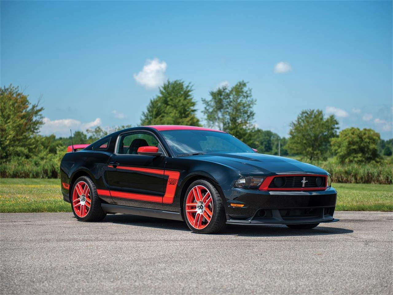 2012 ford mustang boss 302 for sale classiccars com cc 1243836