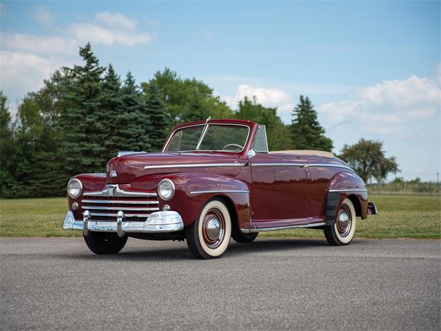 Picture of '47 Ford Deluxe Auction Vehicle Offered by  - QNR4
