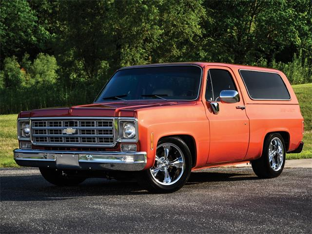 Picture of 1978 Blazer located in Indiana Offered by  - QNRE