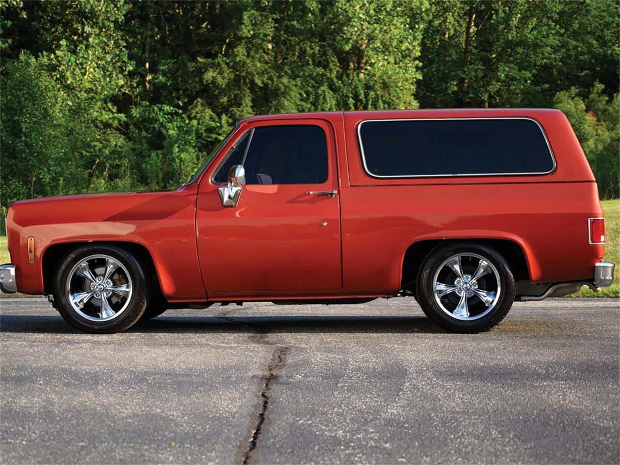 Large Picture of '78 Blazer - QNRE