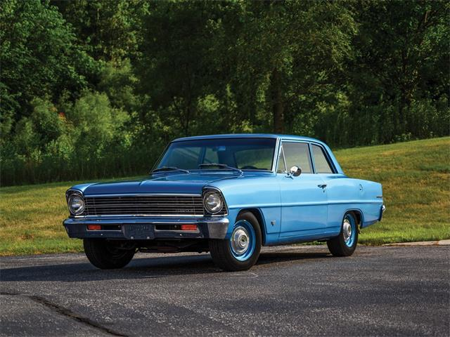 Picture of '67 Chevrolet Nova located in Auburn Indiana Offered by  - QNRJ