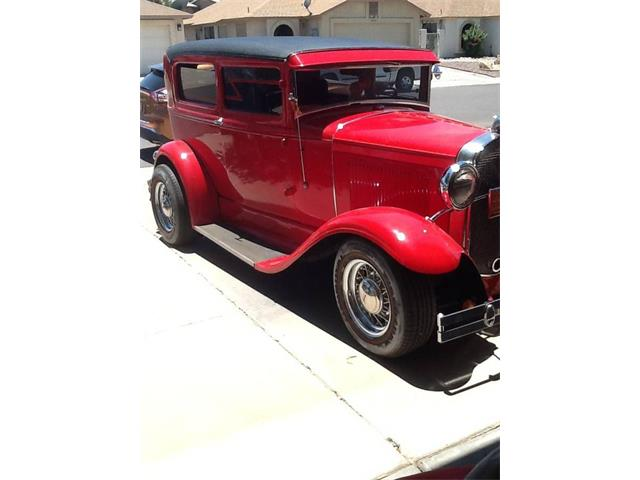 Picture of Classic '31 Ford Model A located in West Pittston Pennsylvania - $29,900.00 - QNRV